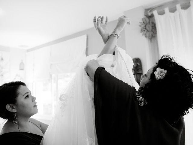 La boda de Quim y Ana en La Manga Del Mar Menor, Murcia 14