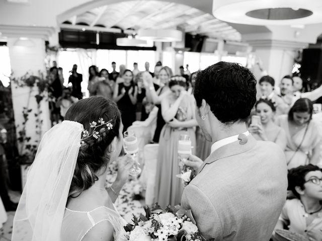 La boda de Quim y Ana en La Manga Del Mar Menor, Murcia 101