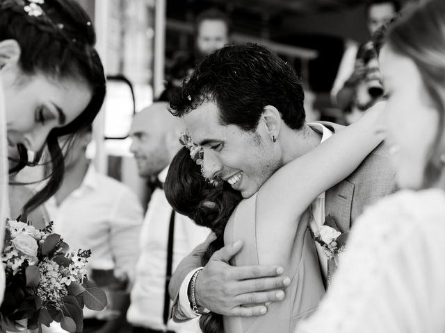 La boda de Quim y Ana en La Manga Del Mar Menor, Murcia 106