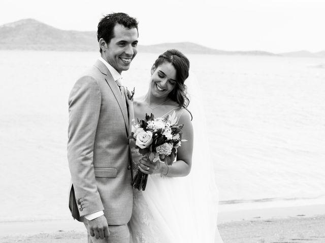 La boda de Quim y Ana en La Manga Del Mar Menor, Murcia 107