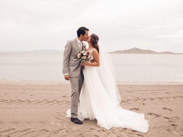 La boda de Quim y Ana en La Manga Del Mar Menor, Murcia 108