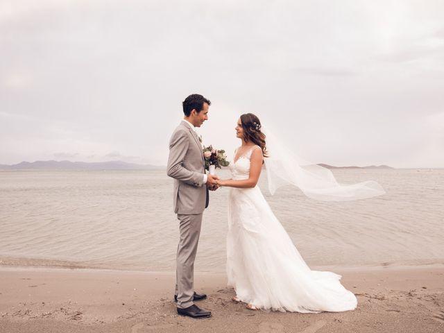 La boda de Quim y Ana en La Manga Del Mar Menor, Murcia 109