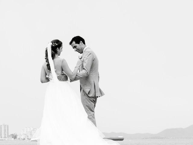 La boda de Quim y Ana en La Manga Del Mar Menor, Murcia 110