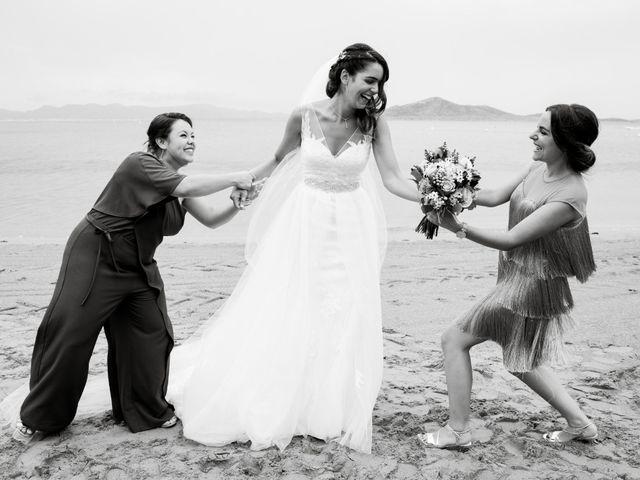 La boda de Quim y Ana en La Manga Del Mar Menor, Murcia 115