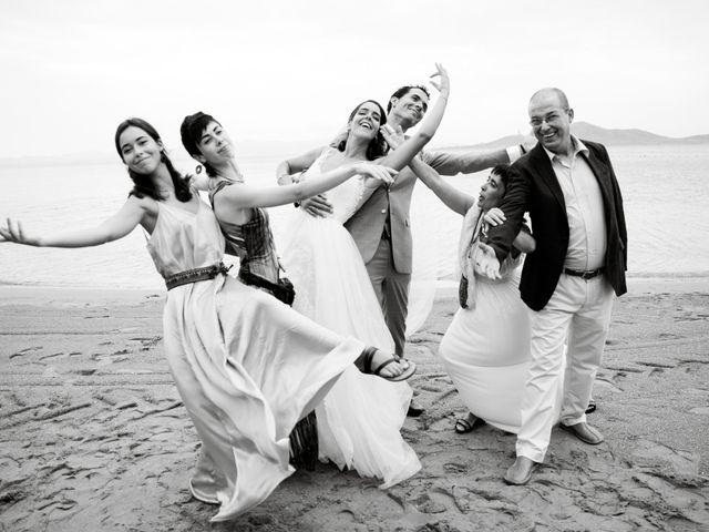 La boda de Quim y Ana en La Manga Del Mar Menor, Murcia 118