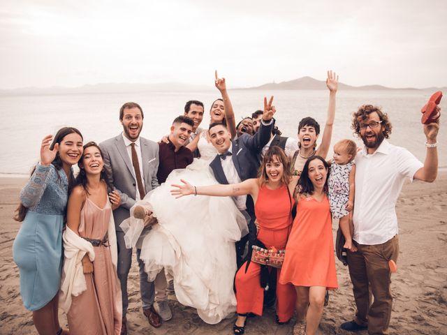 La boda de Quim y Ana en La Manga Del Mar Menor, Murcia 119