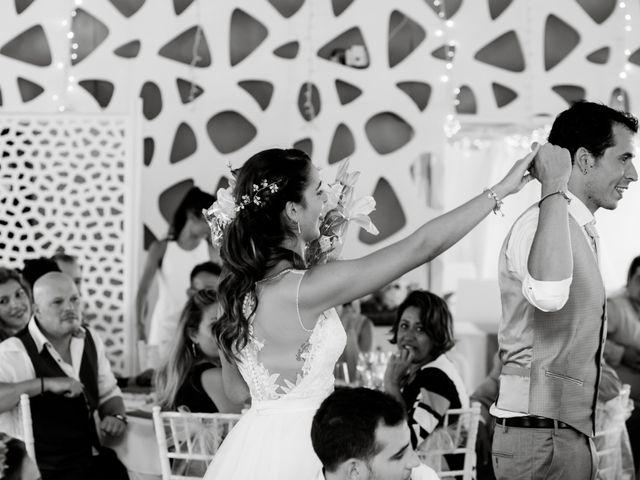 La boda de Quim y Ana en La Manga Del Mar Menor, Murcia 137