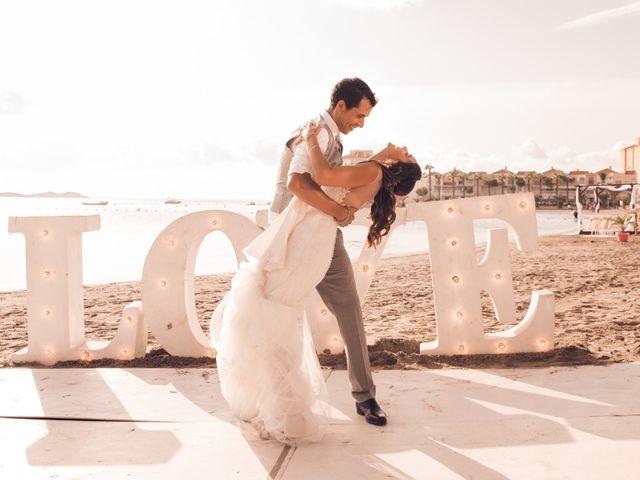 La boda de Quim y Ana en La Manga Del Mar Menor, Murcia 155