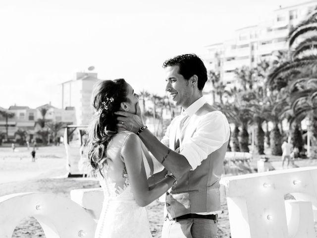 La boda de Quim y Ana en La Manga Del Mar Menor, Murcia 156
