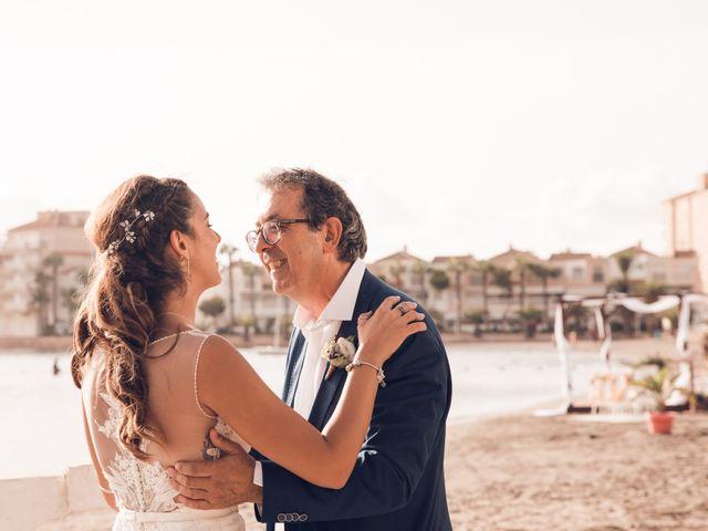 La boda de Quim y Ana en La Manga Del Mar Menor, Murcia 159