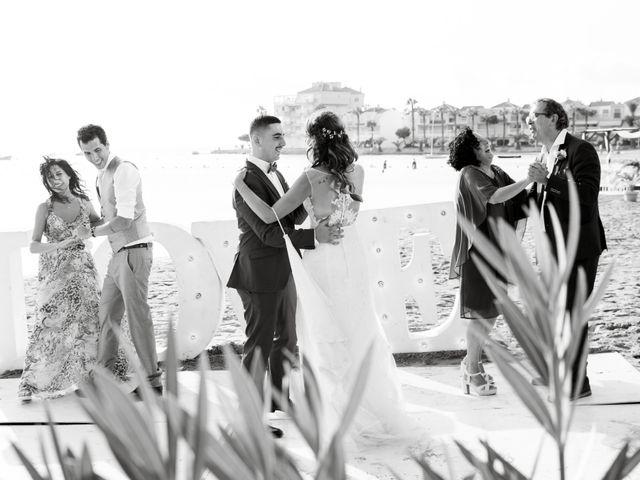 La boda de Quim y Ana en La Manga Del Mar Menor, Murcia 161