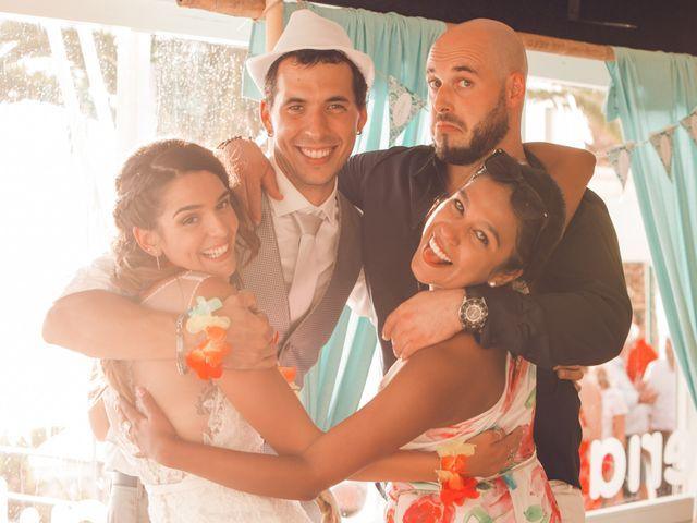 La boda de Quim y Ana en La Manga Del Mar Menor, Murcia 173