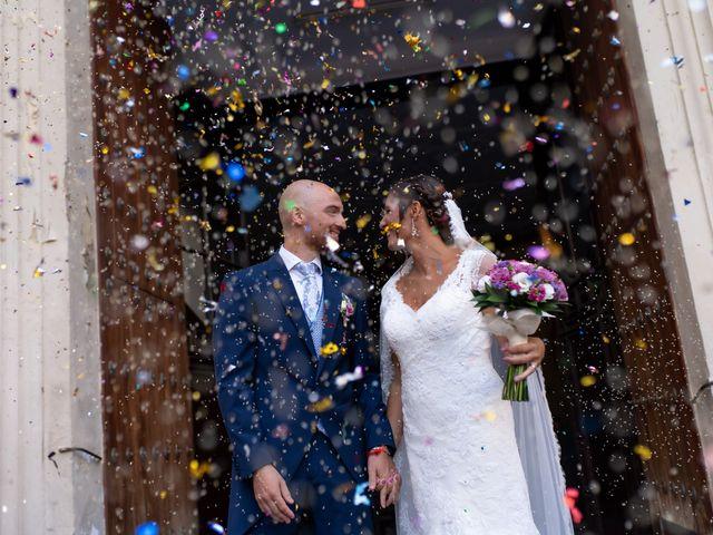 La boda de Ismael y Natalia en Chiclana De La Frontera, Cádiz 3