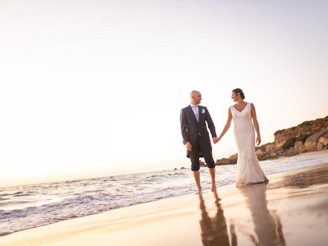 La boda de Ismael y Natalia en Chiclana De La Frontera, Cádiz 6