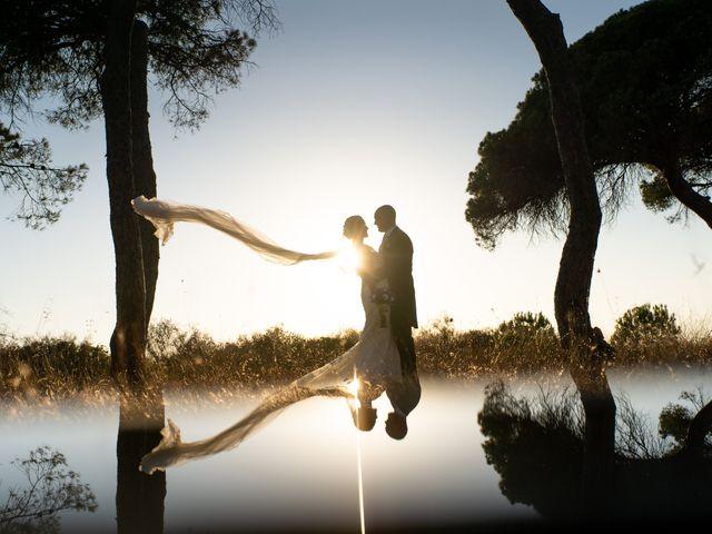 La boda de Ismael y Natalia en Chiclana De La Frontera, Cádiz 22