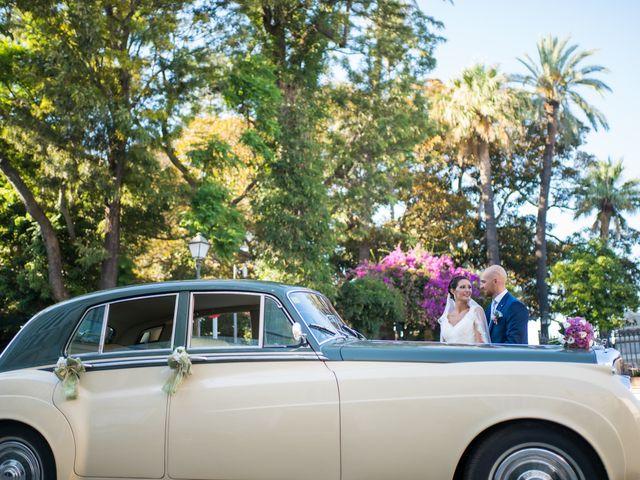 La boda de Ismael y Natalia en Chiclana De La Frontera, Cádiz 23