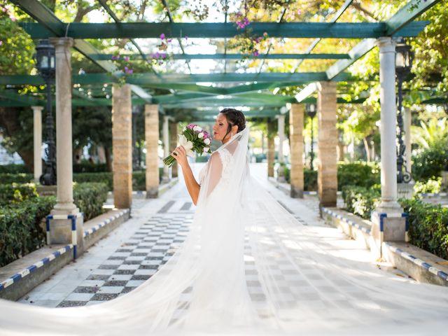 La boda de Ismael y Natalia en Chiclana De La Frontera, Cádiz 25