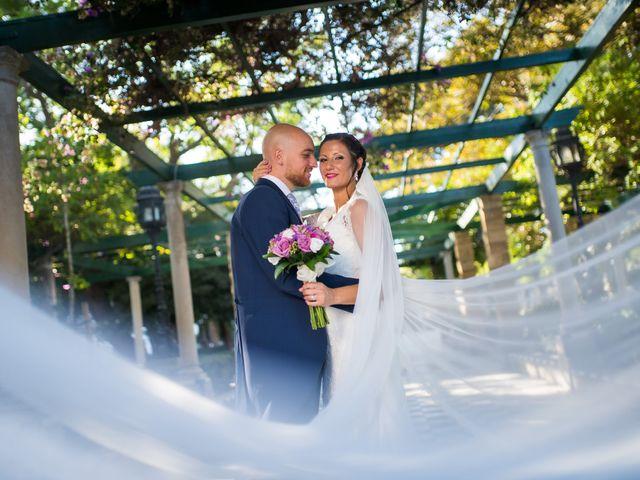 La boda de Ismael y Natalia en Chiclana De La Frontera, Cádiz 26