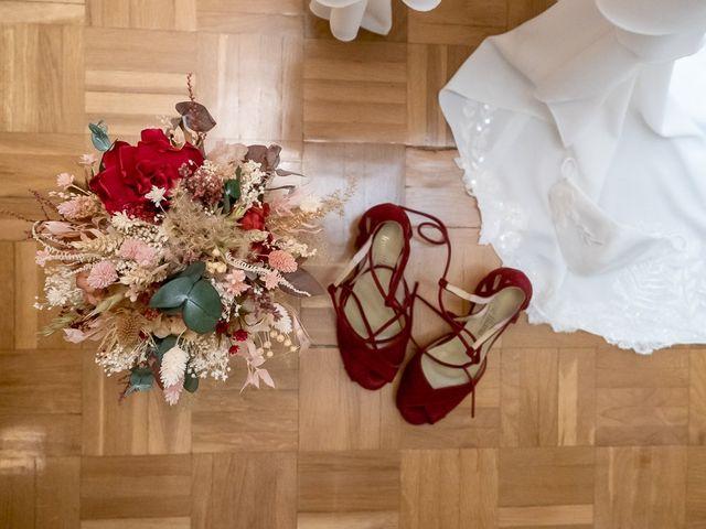 La boda de Fernando y Veronica en San Agustin De Guadalix, Madrid 3