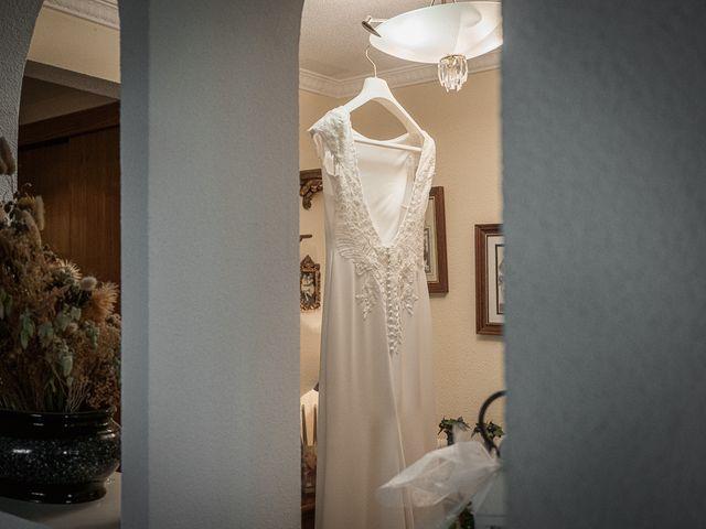 La boda de Fernando y Veronica en San Agustin De Guadalix, Madrid 4
