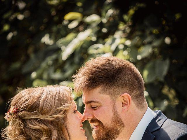 La boda de Fernando y Veronica en San Agustin De Guadalix, Madrid 21