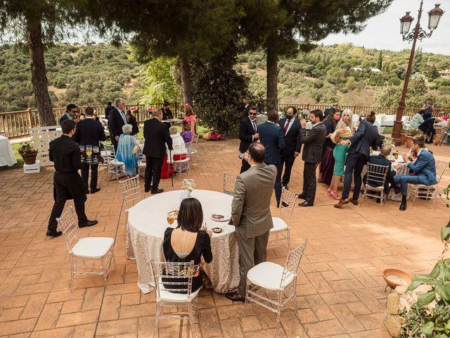 La boda de Fernando y Veronica en San Agustin De Guadalix, Madrid 27