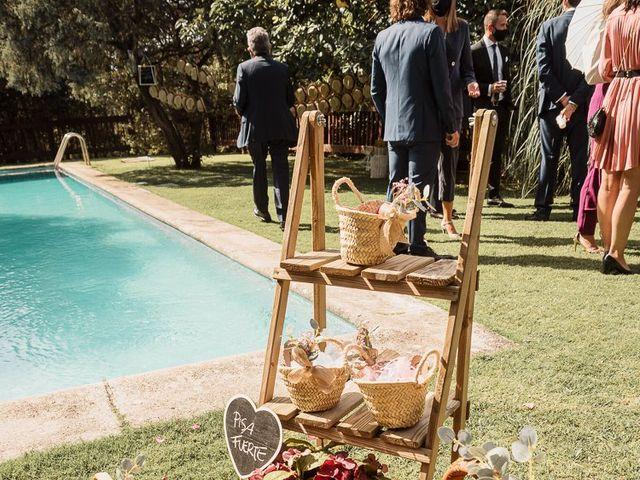 La boda de Fernando y Veronica en San Agustin De Guadalix, Madrid 20