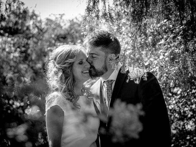 La boda de Fernando y Veronica en San Agustin De Guadalix, Madrid 2