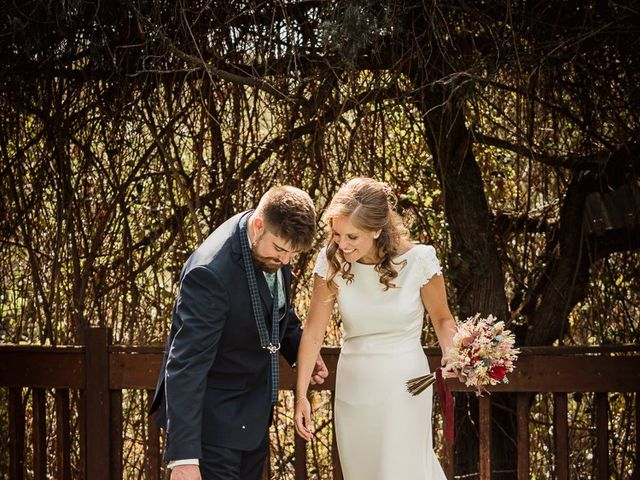 La boda de Fernando y Veronica en San Agustin De Guadalix, Madrid 19