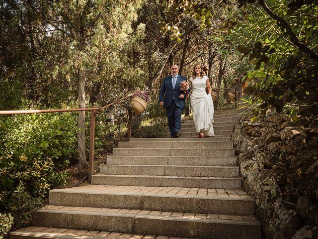 La boda de Fernando y Veronica en San Agustin De Guadalix, Madrid 14