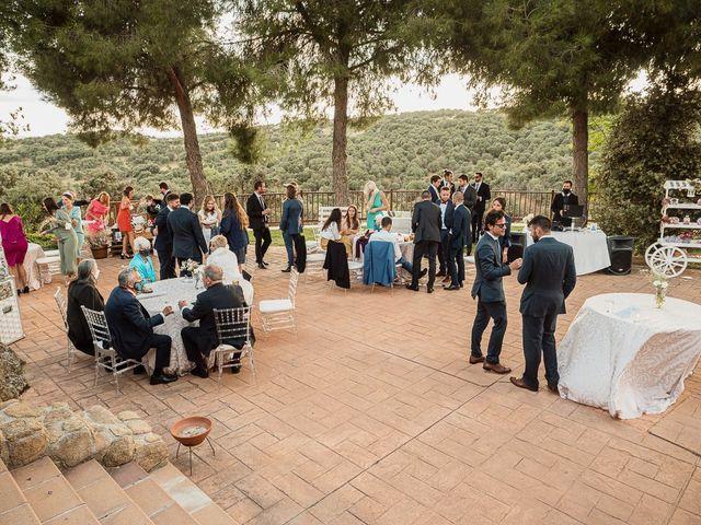 La boda de Fernando y Veronica en San Agustin De Guadalix, Madrid 28