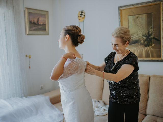 La boda de Jaime y Aidan en Albalat Dels Tarongers, Valencia 10