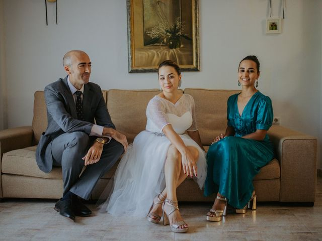 La boda de Jaime y Aidan en Albalat Dels Tarongers, Valencia 27