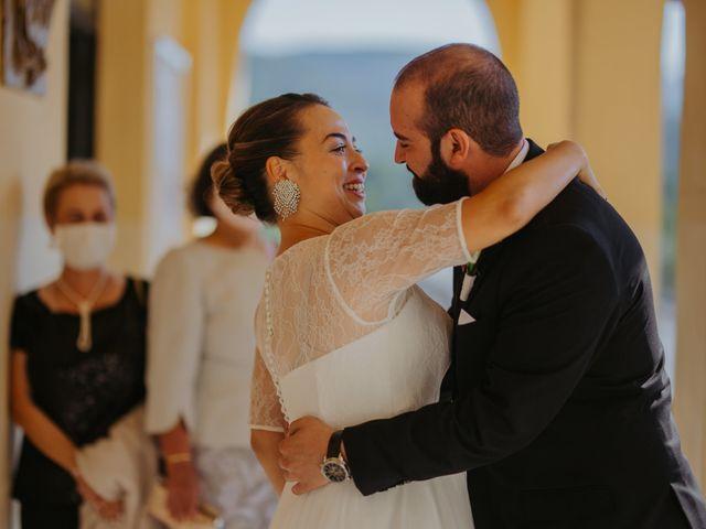 La boda de Jaime y Aidan en Albalat Dels Tarongers, Valencia 40