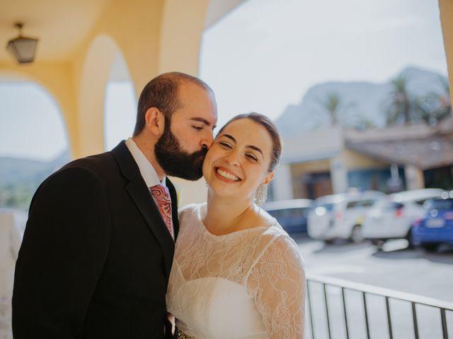 La boda de Jaime y Aidan en Albalat Dels Tarongers, Valencia 44