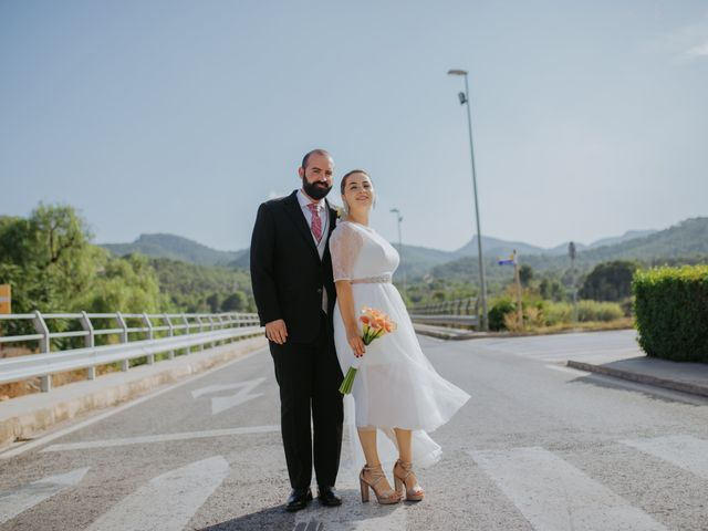 La boda de Jaime y Aidan en Albalat Dels Tarongers, Valencia 45