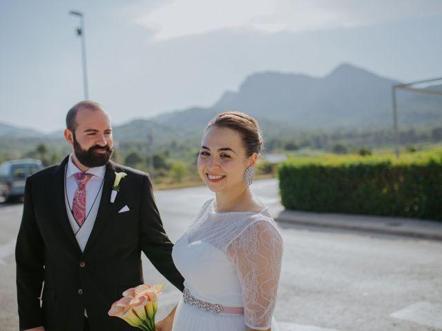 La boda de Jaime y Aidan en Albalat Dels Tarongers, Valencia 46