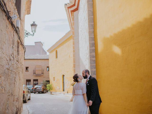 La boda de Jaime y Aidan en Albalat Dels Tarongers, Valencia 47