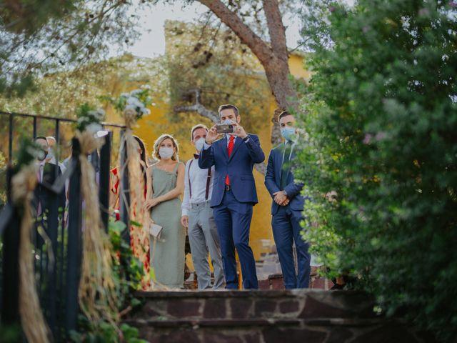 La boda de Jaime y Aidan en Albalat Dels Tarongers, Valencia 54