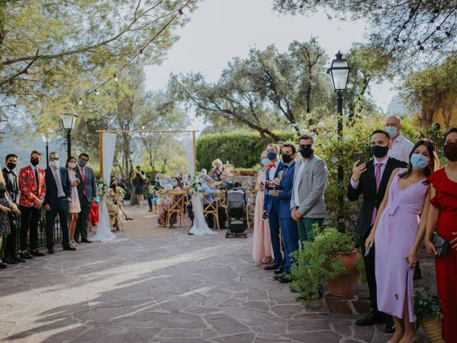La boda de Jaime y Aidan en Albalat Dels Tarongers, Valencia 55