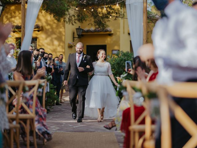 La boda de Jaime y Aidan en Albalat Dels Tarongers, Valencia 56