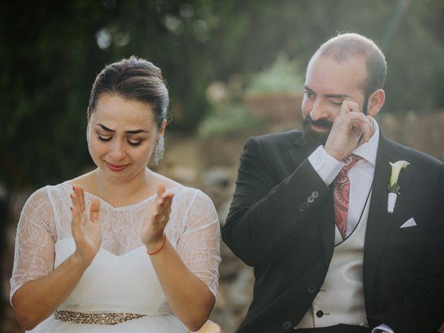 La boda de Jaime y Aidan en Albalat Dels Tarongers, Valencia 62