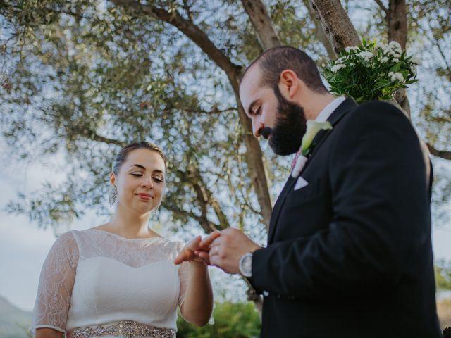 La boda de Jaime y Aidan en Albalat Dels Tarongers, Valencia 69