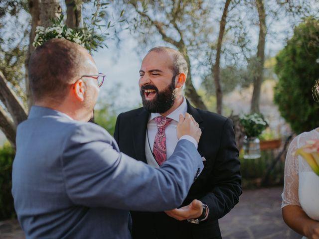 La boda de Jaime y Aidan en Albalat Dels Tarongers, Valencia 71