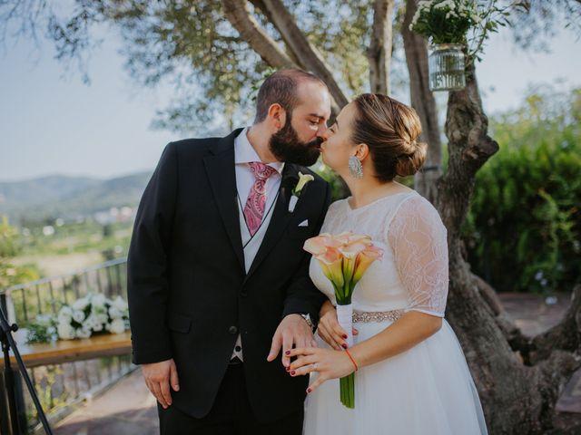 La boda de Jaime y Aidan en Albalat Dels Tarongers, Valencia 73