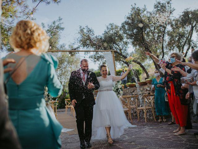 La boda de Jaime y Aidan en Albalat Dels Tarongers, Valencia 74