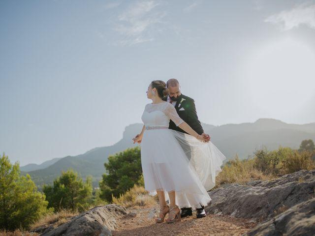 La boda de Jaime y Aidan en Albalat Dels Tarongers, Valencia 78
