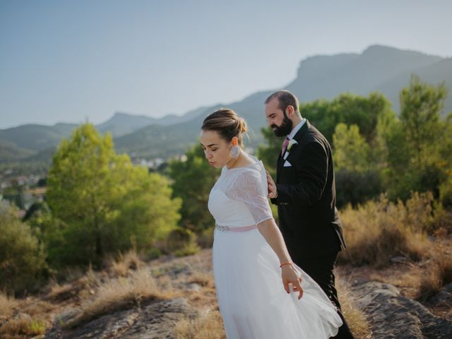 La boda de Jaime y Aidan en Albalat Dels Tarongers, Valencia 2