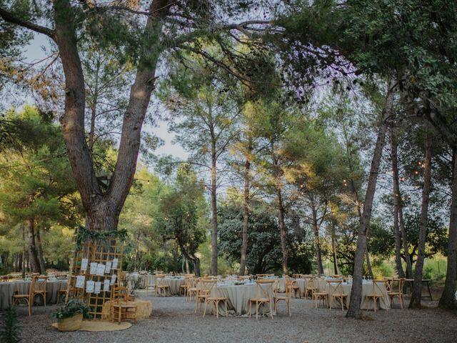 La boda de Jaime y Aidan en Albalat Dels Tarongers, Valencia 81