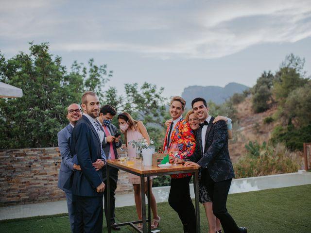 La boda de Jaime y Aidan en Albalat Dels Tarongers, Valencia 84